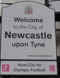 Image for Host City of Olympic Football - Newcastle Upon Tyne, UK