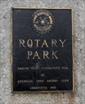 Image for Rotary Park - American Fork, Utah