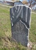 Image for St. Ignatius Old Catholic Cemetery - St. Ignatius, Montana