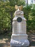 Image for 19th Indiana Battery Monument ~ Chickamauga Georgia