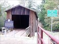 Image for Cromer's Mill Covered Bridge-near Carnesville, Georiga