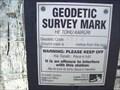 Image for AE2H Survey Mark - North Island, New Zealand