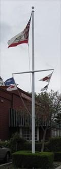 Image for Fish Market Nautical Flag Pole - San Jose, CA