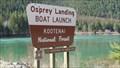 Image for Osprey Landing Boat Ramp - Libby, MT