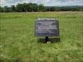 Image for Brown's Chesapeake Artillery - CS Battery Marker - Gettysburg, PA