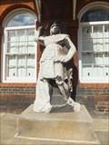 Image for Statue of Deus Lunus - Royal Arsenal, Woolwich, London, UK