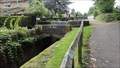 Image for Canal Lock 10 Stone Bridge On The Peak Forest Canal – Marple, UK
