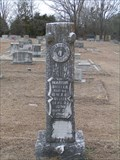 Image for Marion Butler - Hodges Cemetery, Hodges, South Carolina