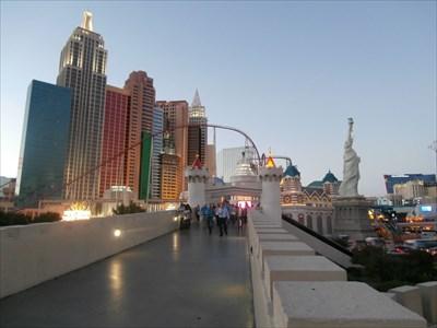 New York Hotel & Casino Statue of Liberty - Las Vegas