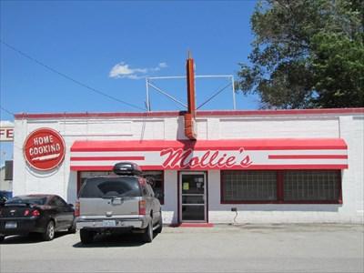 Pane 2, Mollie's Cafe, Snowville, UT