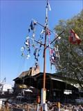 Image for Schifferverein Nautical Flag Pole - Basel, Switzerland