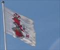 Image for Municipal Flag Outside City Hall – Malmö, Sweden