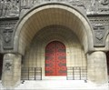 Image for Église Saint-Pierre-de-Chaillot Doorway - Paris, France
