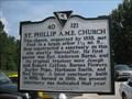 Image for St. Phillip A.M.E. Church (40-121)