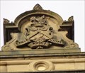 Image for Town Coat of Arms in New Market Place – Bradford, UK