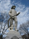 Image for Haverhill Firefighters Memorial - Linwood Cemetery, Haverhill MA