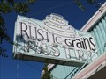 Image for Rustic Grains - Roseville, CA