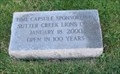 Image for Sutter Creek Time Capsule - Sutter Creek City Hall - Sutter Creek, CA