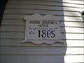 Image for Joshua Humphreys 1805 - Moorestown, NJ