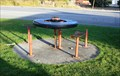 Image for Wagon Wheel Picnic Tables — Clinton, New Zealand