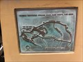 Image for 1984 Los Angeles Olympic Games Cycling Route Map - Mission Viejo, CA