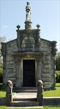 Image for Learned Mausoleum - Natchez City Cemetery - Natchez, MS