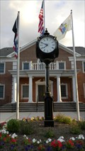 Image for Municipal Building Clock  -  Little Falls, NJ