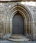 Image for Portal of the Church of St. John the Baptist / Portál kostela Sv. Jana Krtitele (Jindrichuv Hradec, South Bohemia)
