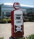 Image for Mobilgas Pump  -  Wheelersburg, OH
