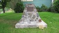 Image for Greenwood 75th Anniversary Cairn - Greenwood, BC