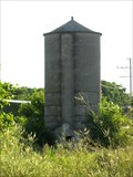 Image for McHenry IL   Solitary Silo on Rt 120