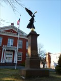 """Image for Civil War Monument """"Victory"""" - Great Barrington, MA"""