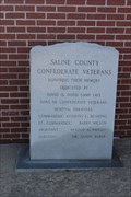 Image for Confederate Veteran's Memorial -- Saline County Veteran's Plaza, Benton AR