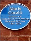 Image for Marie Corelli. Mason Croft, Church Street, Stratford-upon-Avon, Warwickshire