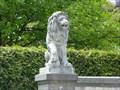 Image for Löwen am Kriegerdenkmal - Vogtareuth, Lk Rosenheim, Bayern, D