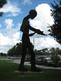 Image for Hammering Man - University of Florida, Gainesville, FL