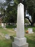Image for W.T. Rucker Obelisk - Santa Clara, CA