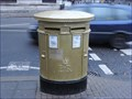Image for London 2012 Gold Post Box - Tothill Street, London, UK