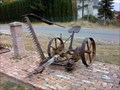 Image for McCormick-Deering No. 7 mower - Boundary Museum, Grand Forks, BC