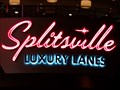 Image for Splitsville - Neon - Downtown Disney - Lake Buena Vista, Florida, USA.