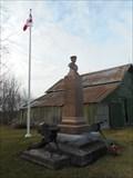 Image for Veterans Memorial - Harold, ON