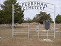Image for Perryman Cemetery - Forestburg, TX