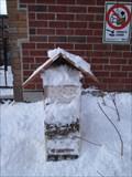 Image for Hôtel à insectes, arrondissement Ville-Marie, Montréal, Québec, Canada