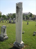 Image for Armstrong - Baccus Cemetery - Plano, Texas