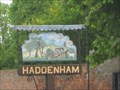 Image for Haddenham - Cambs