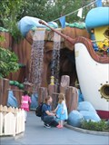 Image for Toon town  waterfall - Anaheim, CA