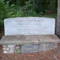 Image for Stone Bench - Mohawk Park - Charlemont, MA