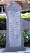 Image for Police Memorial, City Hall Park, Ogden, UT