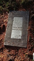 Image for Cecil Hard - Linkville Pioneer Cemetery - Klamath Falls, OR