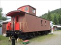 Image for CPR Caboose 437145 - Rossland, BC